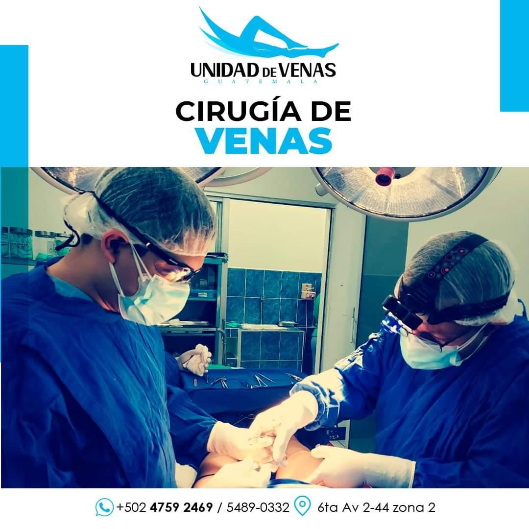 cirugias de venas en guatemala