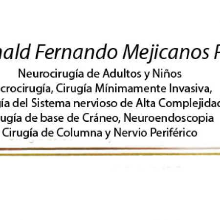 Dr Fernando Mejicanos Pineda