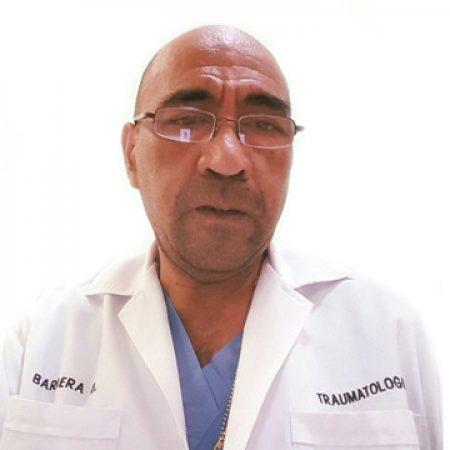 Dr jorge Luis barrera traumatologo