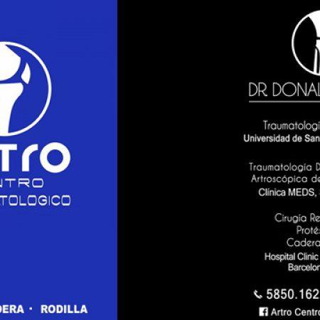 dr donal castillo logotipo