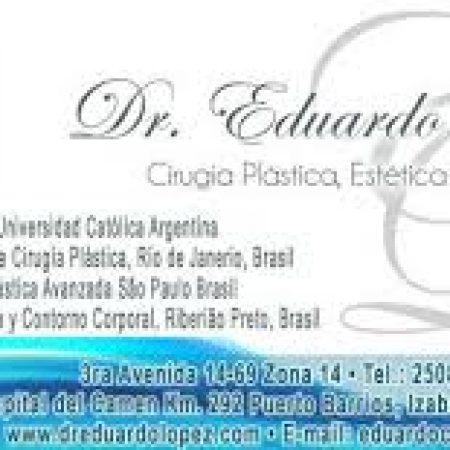 dr eduardo lopez guatemala