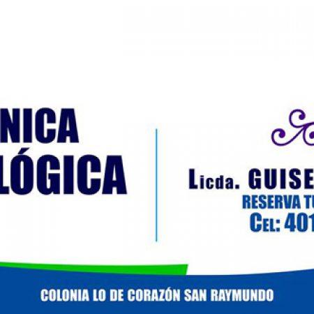 licda guisela paxtor