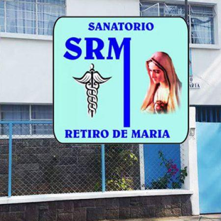 sanatorio retiro de maria logo